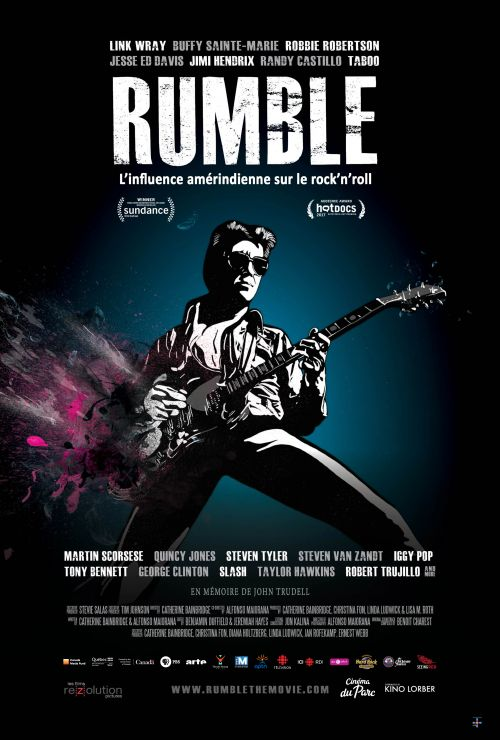 RUMBLE: THE INDIANS WHO ROCKED THE WORLD (STF)
