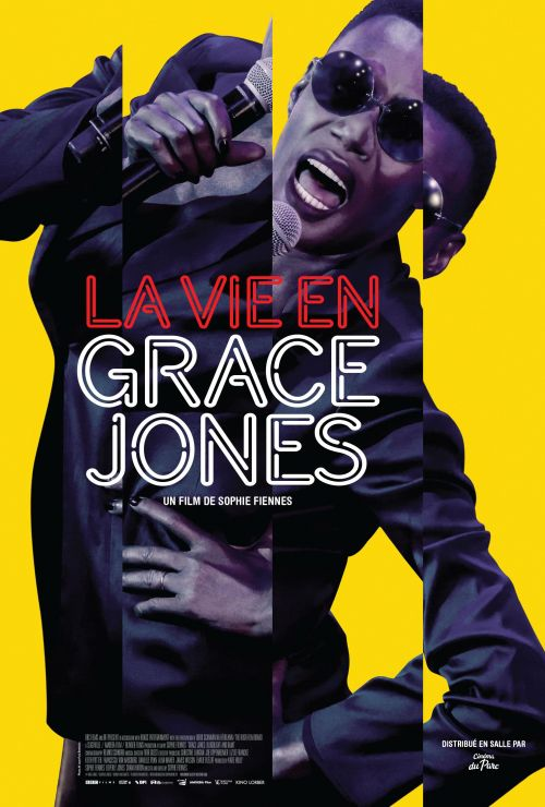 La vie en Grace Jones (STF)